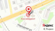 Отель Monomakh на карте