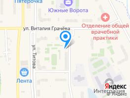 1-ком, Виталия Грачёва ул, д.4а