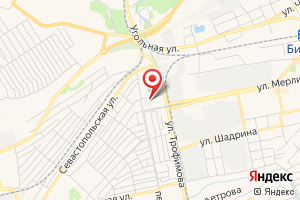 Адрес Электрическая подстанция Новая на карте