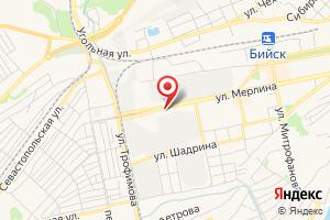 Адрес Газпромсервис на карте