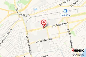 Адрес Заринская Сетевая Компания на карте