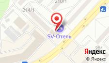 Гостевой комплекс SV-отель на карте
