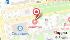 Апартаменты На Вали-Максимовой 21 на карте