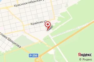 Адрес Электрическая подстанция Заречная на карте