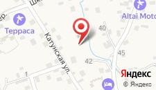 Апартаменты SkiBike Club на карте