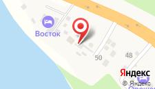 Гостевой дом На Чуйской 56а на карте