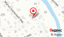 Гостиница Алтын Туяк на карте