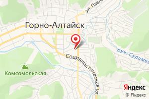 Адрес Барнаульская сервисная компания на карте