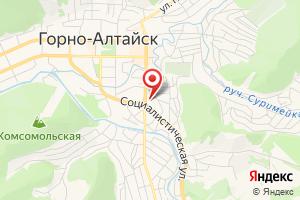 Адрес Газификация на карте