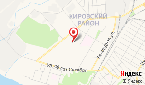 Адрес Трансформаторная подстанция № 311
