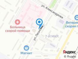 Земельный участок, Леонова пер