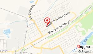Адрес Трансформаторная подстанция № 268