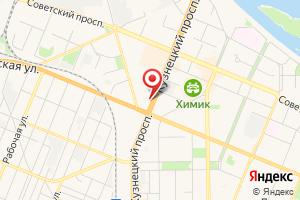 Адрес Кузбассоблгаз на карте