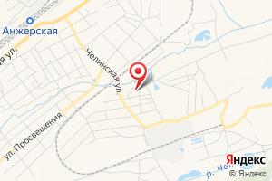 Адрес Электрическая подстанция Физкультурник на карте