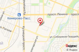 Адрес Тепломеханика на карте
