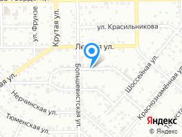 Дом, Беловская ул