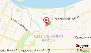 Адрес Трансформаторная подстанция № 137