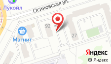 Апартаменты Apartment pr-t Shakhtyorov 92 на карте