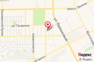Адрес ГАЗ Строй Сервис Сибири на карте