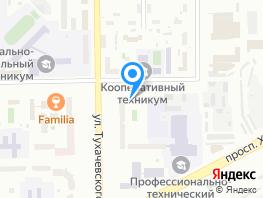 1-ком, Тухачевского ул, д.38к1