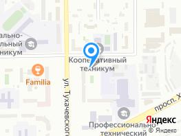 1-комн, Тухачевского ул, д.38к1