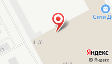 Гостиница Золотой Павлин на карте