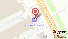 Отель Сити Плаза на карте