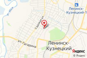 Адрес Лкг ГАЗ на карте