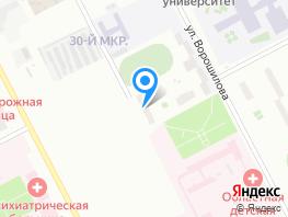 1-комн, Ворошилова ул, д.17а