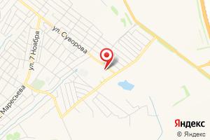 Адрес Газовая станция на карте