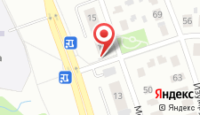 Мини-отель Шелк на карте