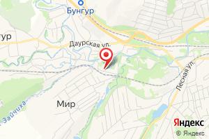 Адрес Новокузнецкая дистанция электроснабжения структурное подразделение Западно-Сибирской дирекции по обеспечению - структурное подразделение Трансэнерго филиал РЖД на карте