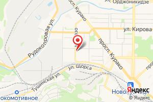 Адрес Сибирская Сбытовая Компания на карте