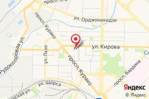 Адрес Трансформаторная Подстанция № 15 на карте