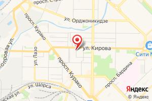 Адрес СК Энергостроитель на карте