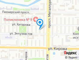 3-ком, Энтузиастов  ул, д.39