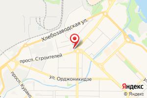 Адрес Кузбассэнерго-РЭС на карте