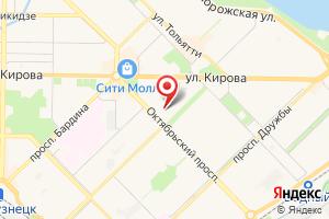 Адрес Канализационно-насосная станция № 123 на карте