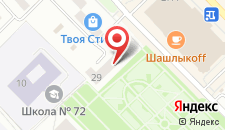 Апарт-отель Странник на карте