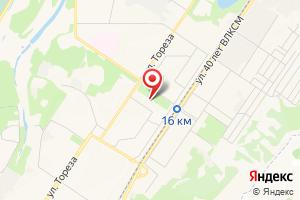 Адрес Энергоснаб на карте