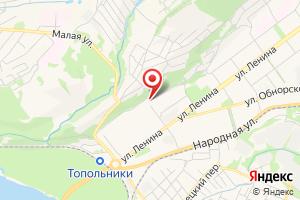 Адрес ТП-305 на карте