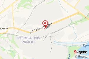 Адрес Электрическая подстанция Кфз-1 на карте
