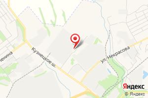 Адрес Электрическая подстанция РМК на карте