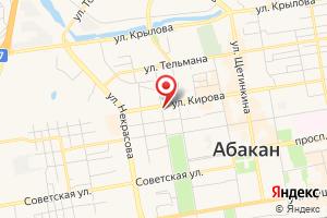 Адрес Центр обслуживания клиентов на карте