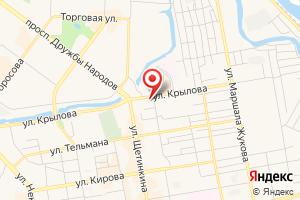 Адрес Электрическая подстанция Северная № 24 на карте