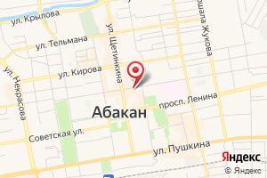 Адрес Центр обслуживания клиентов СГК на карте