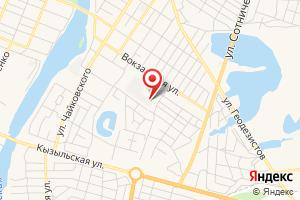 Адрес Электрическая подстанция № 23 Крекер на карте