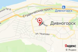 Адрес Электрическая подстанция № 112 Горбольница на карте