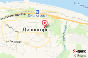 Адрес Электрическая подстанция № 114 Подгорная на карте