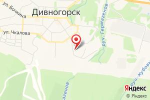 Адрес МУП Электрических сетей г. Дивногорск на карте